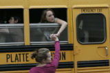An armed gunman took six teenage female students hostage at Platte Canyon High School in Bailey...