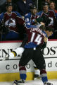 The Dallas Stars played against the Colorado Avalanche in their season opener at the Pepsi Center....