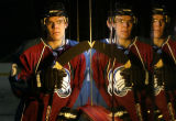 0016 Colorado Avalanche center, Paul Stastny at the Pepsi Center in Denver Colo., Thursday, March...