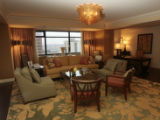 The main living room, in the Ritz -Carlton Suite, Thursday morning, March 27, 2008, Denver. The...