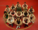 Rocky Mountain News All-Colorado wrestling team, Tuesday evening, March 18, 2008, Parker.  FIRST...