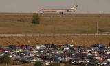 (DENVER, Colo., September 29, 2004) Denver International Airport parking lots were FULL today....