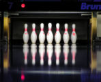 Bowling pins for Sports channel for July 18, 2008