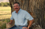 John Salazar on his farm. Salazar is a candidate for Congress in Colorado's 3rd congressional...