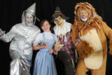 "The Evergreen Players presents ""The Wizard of Oz,"" weekends July 11 - August 10, 2008 at..."