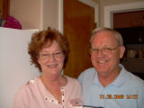 Jimmie Louise and Charles LeRoy Gray were married 25 years before his death last year.  SPECIAL TO...