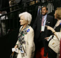 JOE3024 Roberta McCain, mother of presumptive Republican presidential nominee U.S. Sen. John...