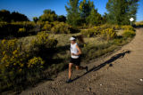 Jamie Donaldson, 34 (cq) is an ultra marathoner who recently won the 100 mile 2008 Badwater...