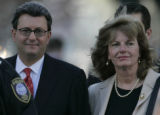 Former Qwest CEO Joe Nacchio was found guilty of illegaly selling $52 million in stock in an...