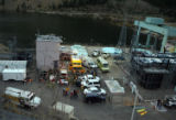 Five workers at an Xcel Energy hydroelectric plant became trapped in a pipe buried 2,000-feet...