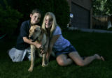 A young boy, Ryan Rambo, was saved by a dog named Zion after he fell out of his river raft. The...