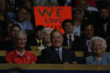 Day two of the 2008 Republican National Convention in St. Paul was celebrated with addresses by...