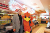 Mike Snyder, former CEO of Red Robin International, stepped down on August 11, 2005 after an...