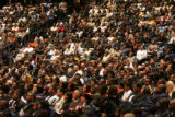 More than 2,000 people attend the funeral of Denver Broncos cornerback Darrent Williams in the...