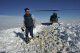 Upwards of 4-feet of snow have fallen over southeastern Colorado, killing thousands of head of...