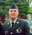 U.S. Army PFC Jesse Givens was killed in Iraq when his Abrhams tank plunged into the Euprates...