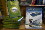Weber's Books and Drawings is noted for catering to books about the mountain life from history ,...