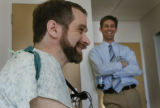 (12/15/04,Denver, CO)  Stephen (no last name) is the Rocky Mountain Region's first patient to get...