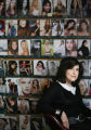 A day with Donna Baldwin, who runs a big modeling agency in town, Donna Baldwin Talent, Inc. ...
