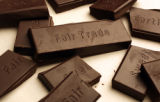 SH08B194FAIRCHOCOLATE Feb. 28, 2008 -- Free trade chocolate is being sold at Mountain Home Charter...