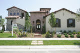 Il Campanile, one of the homes in this year's Parade of Homes.  The theme is Tuscan; old-world...