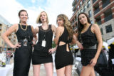 Style Matters checks out the street style at the Riverfront Park Fashion Series on July 18, 2008. ...