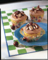 Malted Milk Ball Cupcakes.  Food.