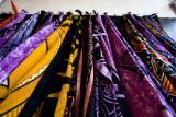 Many kinds of tapestries can be purchased for $15 for a small and $25 for large at Purple Haze on...