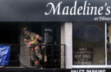 (DENVER, Colo., December 20, 2004)  Early morning fire at 235 Fillmore heavily damaged Madeline's...