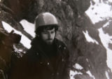 Jim Davidson climbs in New Hampshire in Shoestring Gulley on March 11, 1985. On June 21, 1992, Jim...