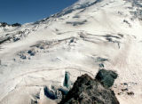 SOUNDLIFE/CAMP SCHURMAN BASE CAMP ON MT. RAINIER 7/10/03 (DUNCAN LIVINGSTON/THE NEWS TRIBUNE) ...