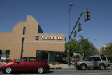 Wachovia Bank, September 29, 2008, 3155 E 1st Ave., in Denver.   September 29, 2008  BRIAN...