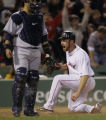 ALCS162 - Tampa Bay Rays catcher Dioner Navarro stands at the plate as Boston Red Sox's Mark...