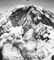 Photo of Mt. Rainier. On June 21, 1992, Jim Davidson was descending Mt. Rainier with his climbing...