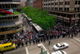 Andy Piper photo Andy Piper Photo Andy Piper photo  16th Street Mall buses back up at Champa...