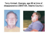 Scott Kimball a former FBI informant, currently in jail on a weapons charge, is suspected by...