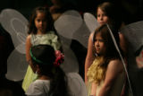 MJM602  Elaine Nguyen (cq), 11, right, and other students from Lincoln Elementary School perform...