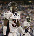 (Shot in Indianaopolis, Ind., on Sunday, Jan. 9, 2005) Denver Broncos cornerback Kelly Herndon...