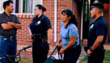 ((Denver, CO., 8/6/04) -- A ride along with the domestic violence officer Det. David Belue handles...