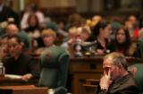 (Shot in Denver on Weds., Jan. 12, 2005) Colorado House of Representatives minority leader Joe...
