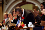 (DENVER, Colo., SHOT 1/12/2004)  Opening Day of the 2005 Colorado General Assembly in the Colorado...