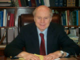 Cutline: Gordon Williams, at large delegate to the DNC, 2008.