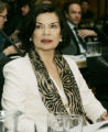 LS157 - ** FILE ** Seen in this Tuesday Dec. 4, 2007 picture, Bianca Jagger, of the World Future...
