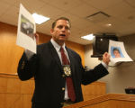 Photo by Gretel Daugherty -- During a Sunday press conference at Grand Junction City Hall, Acting...