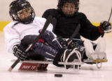(Centennial, Colo., December 31, 2004) The Colorado Avalanche Sled Hockey Team hosted a regional...