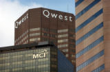 MCI and Qwest buildings in downtown Denver, May 2, 2005. MCI Inc., the No. 2 U.S. long-distance...
