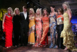 (Denver, Colo., April 16, 2005) Gala committee members, left to right: Kathy Rubin, Pamela O'Neal,...