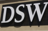 Denver, Colo., photo taken April 21, 2005-  DSW Shoe store located at 4100 D East Mexico Ave., in...