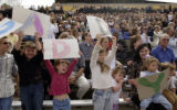 (BOULDER, Colo., May 6, 2005) Instead of the father cheering on a child's graduation, Michael...