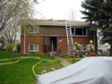 CONTACT:  Wendy Krajewski   P: (303) 687-0141 NORTHGLENN HOUSE FIRE DISPLACES FAMILY            ...